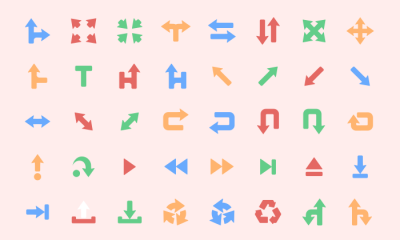 100-Free-Flat-Arrow-Icons-Vectors