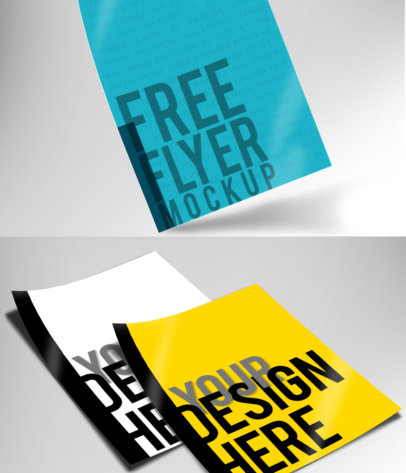 Free-Stylo-Flyer-Mock-up-Psd-For-Designers