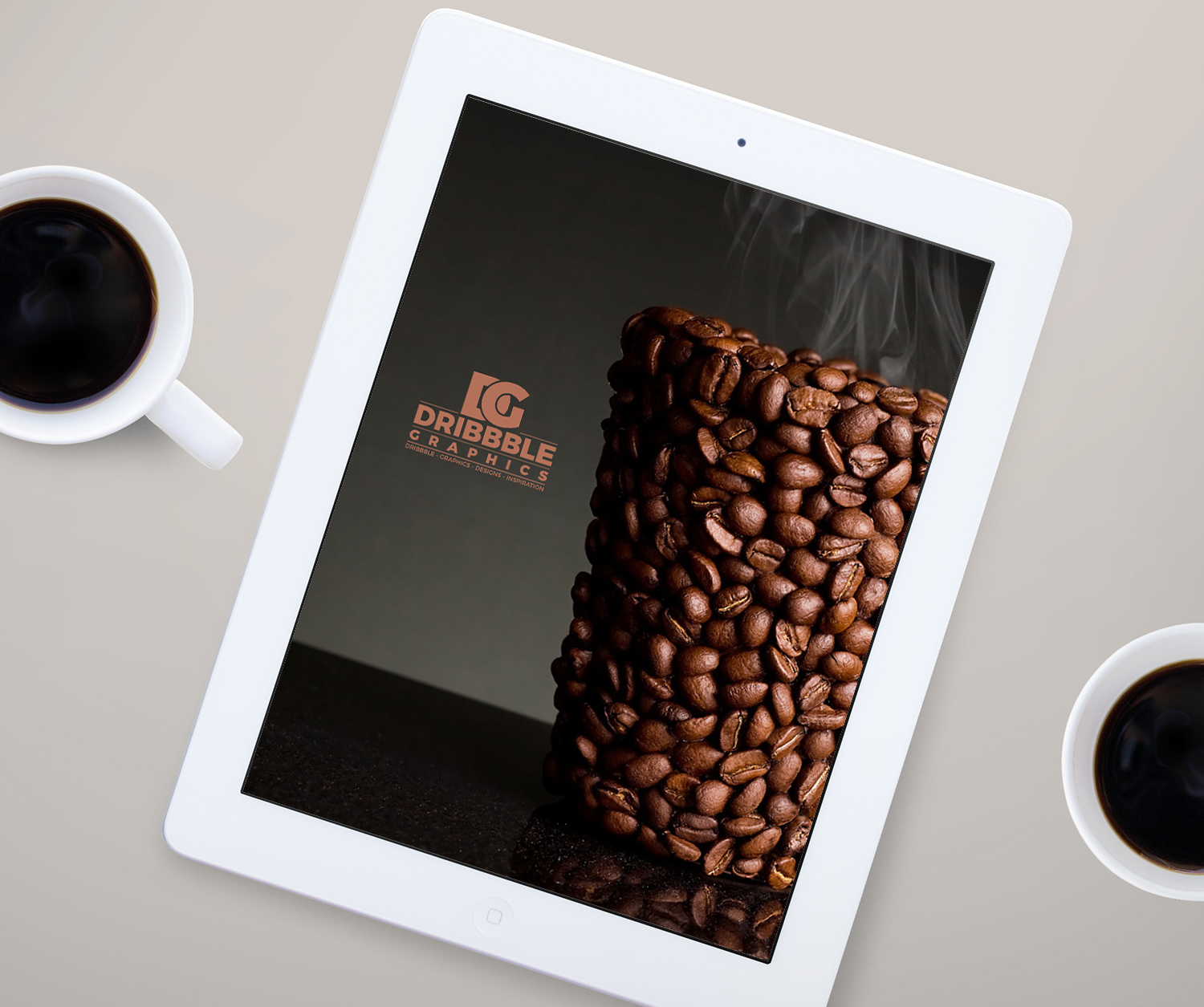 Free-iPad-Mock-up-with-Coffee-Cup