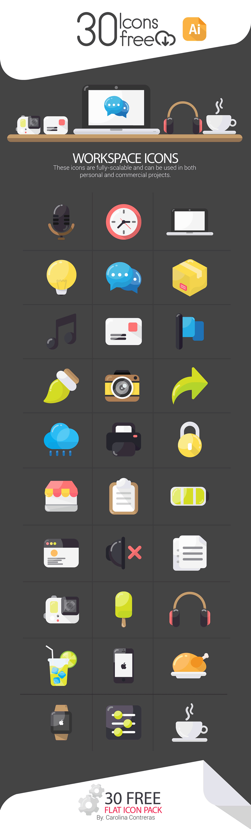 30-Free-Scalable-Workspace-Icons