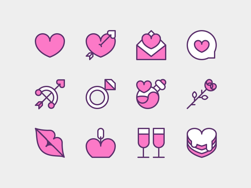 Free-Beautiful-Valentine-Icons-2