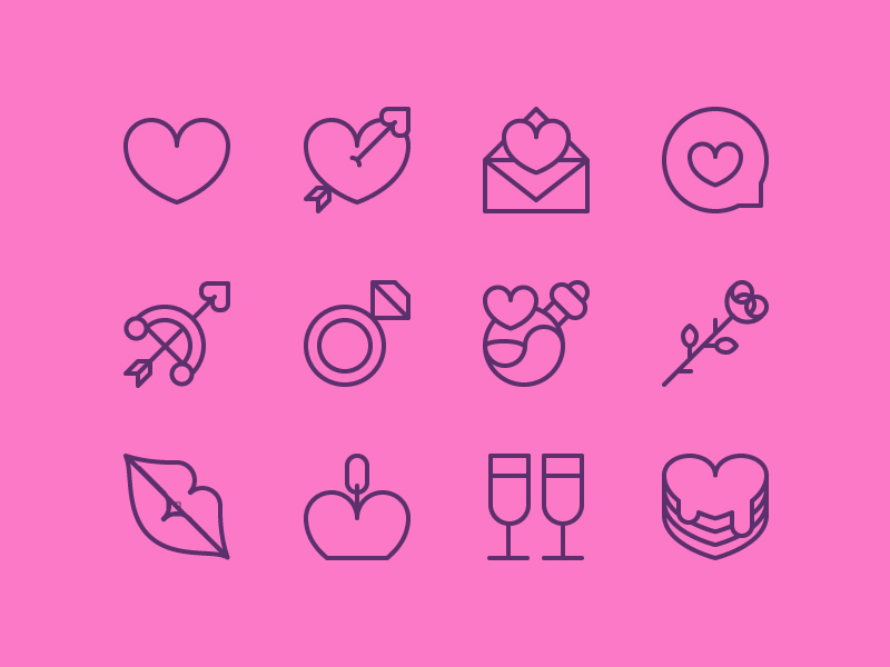 Free-Beautiful-Valentine-Icons-3