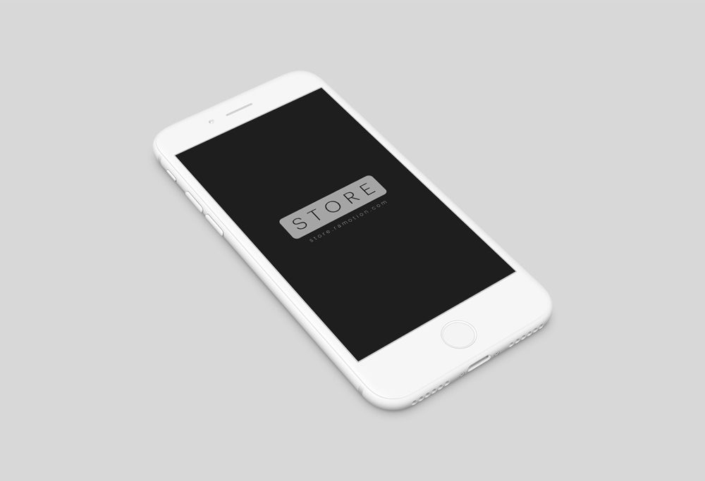 Free-Clean-iPhone-6-MockUp-Psd-Template