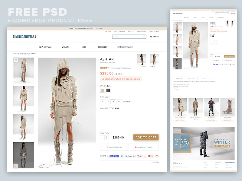 Free-E-Commerce-Website-Product-Page-PSD-Template