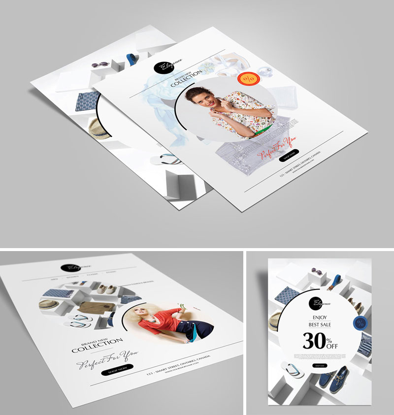 3-Free-A4-High-Quality-Flyer-MockUp-PSD-Templates