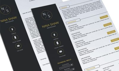 Free-Resume-Template-with-Cover-Letter-For-Web-Designers
