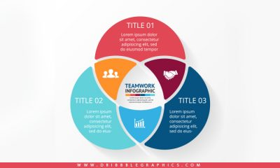 Free-Teamwork-Infographic-Design