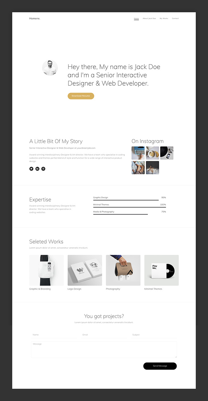 Free-Homene-HTML-Web-Template-1