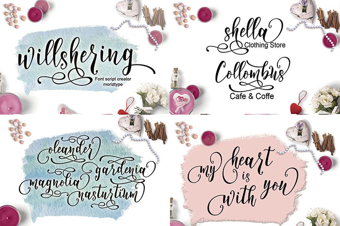 Arillyoni-Modern-Calligraphy-Typeface-1