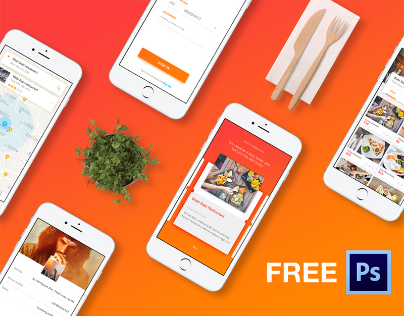 Free-COOK-Mobile-App-PSD-Template-1