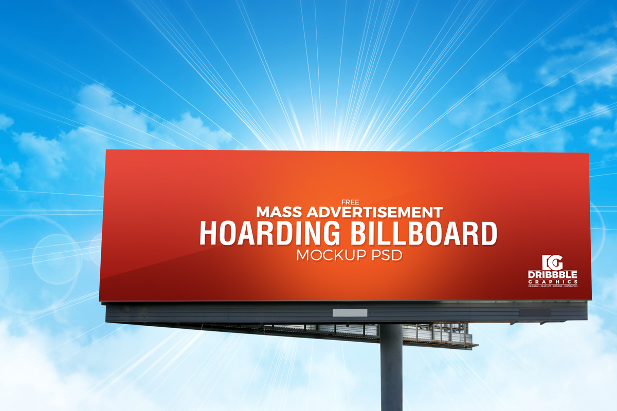 Free-Outdoor-Mass-Advertisement-Hoarding-Billboard-Mockup-PSD