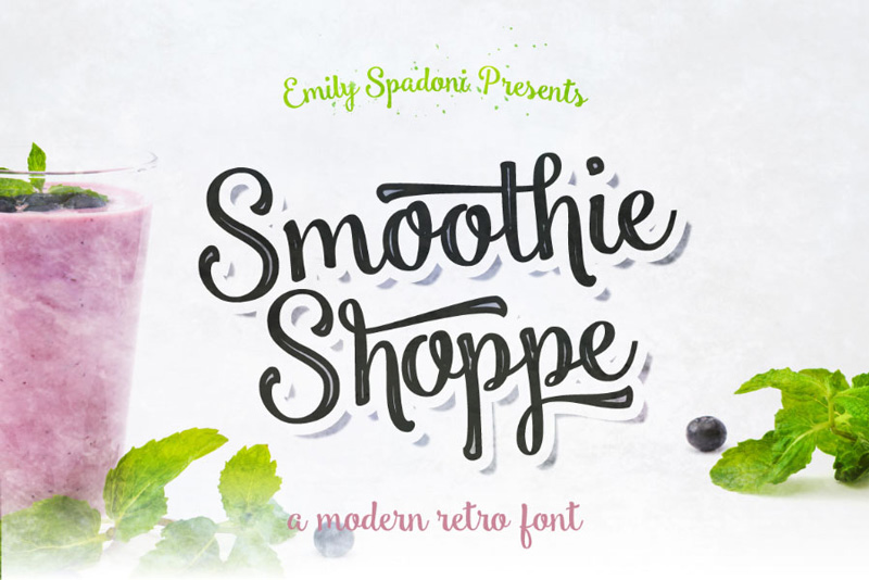 Free-Smoothie-Shoppe-Typeface-1