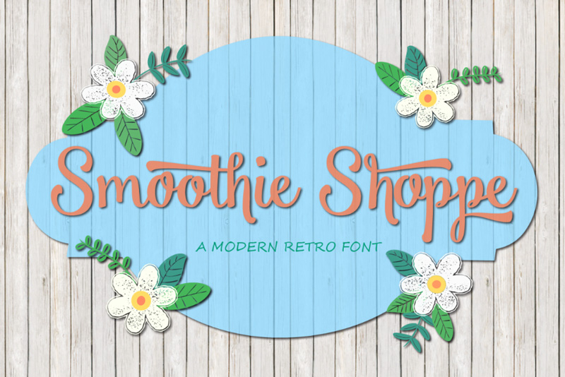 Free-Smoothie-Shoppe-Typeface-2