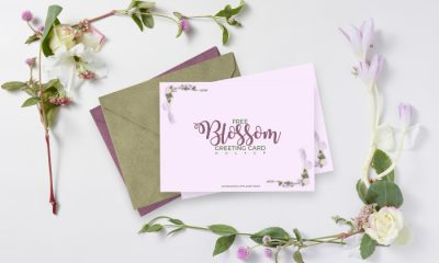 Beautiful-Floral-Blossom-Greeting-Card-Mockup