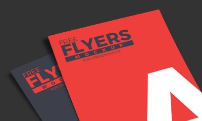 Flyers-Mockup-For-Presentation