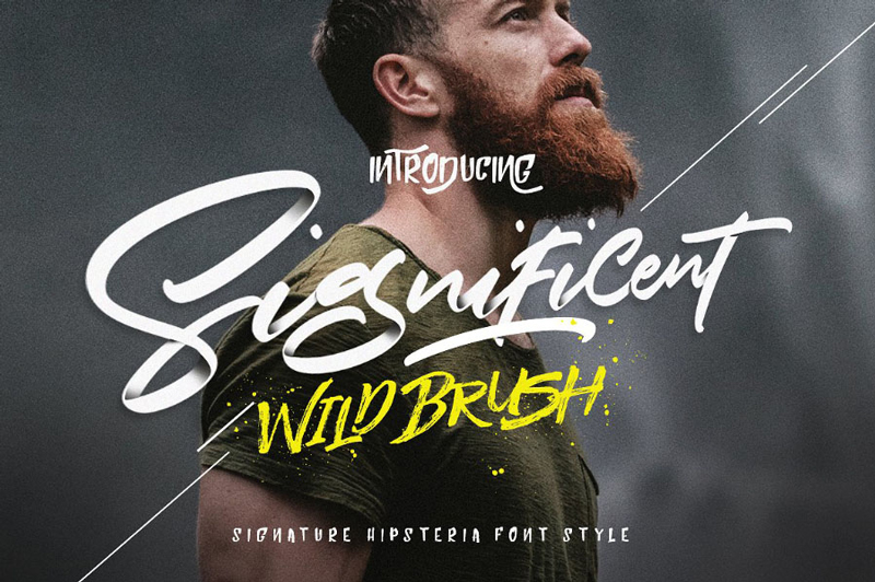 Free-Significent-Wild-Brush-Demo-Font-1