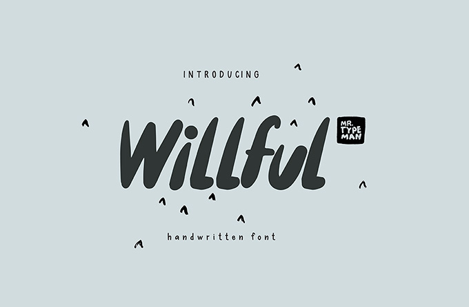 Free-Willful-Handwritten-Brush-Font-1