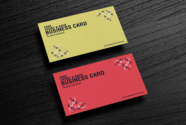 Business-Card-Mockup-on-Wooden-Background