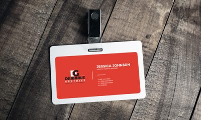 Plastic-ID-Card-Badge-Mockup