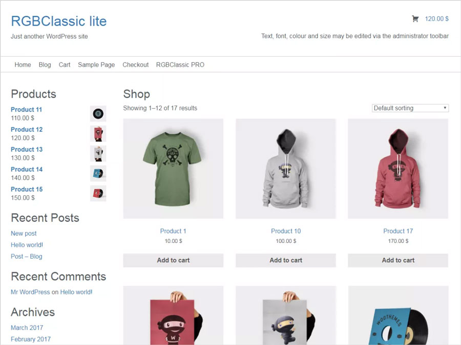 ClassicRGB-lite-eCommerce-(WooCommerce)-and-Personal-Blogging-WordPress-Theme