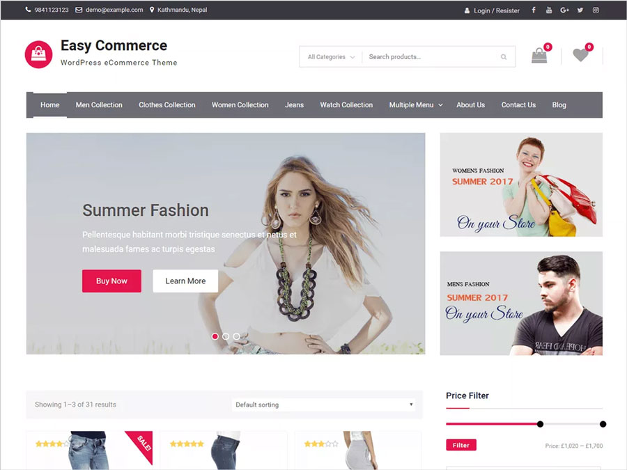 Easy-Commerce-Clean-and-Well-Designed-e-commerce-WordPress-Theme