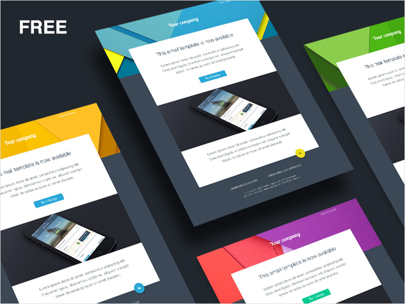 Free-Email-Sketch-Template