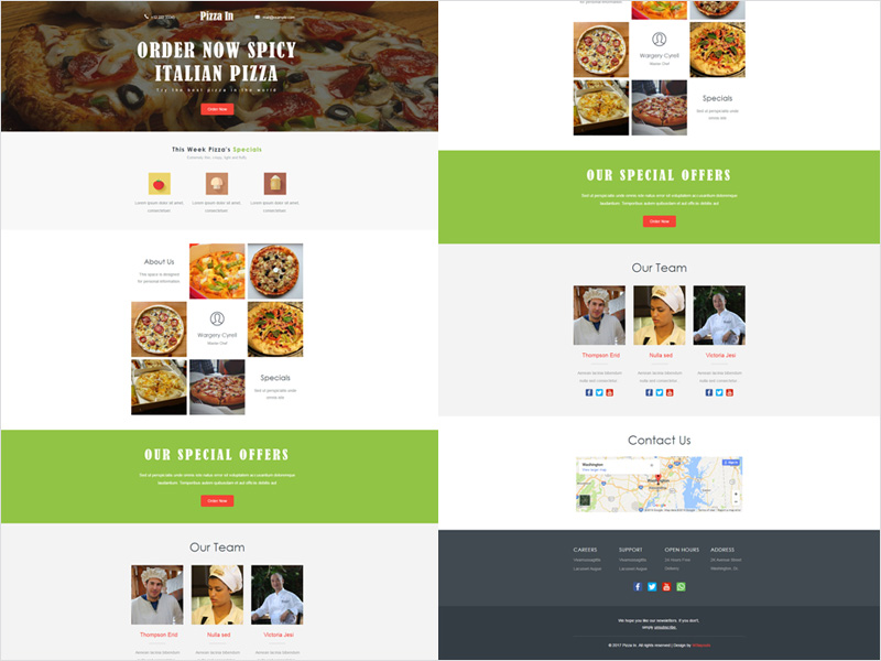 Pizza-In-a-Newsletter-Responsive-Email-Template