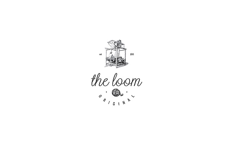 The-Loom-Textile-Company-Logo-Design