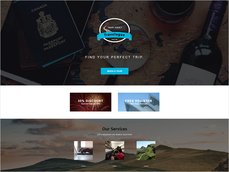 Travelogue-a-Newsletter-Responsive-Email-Template