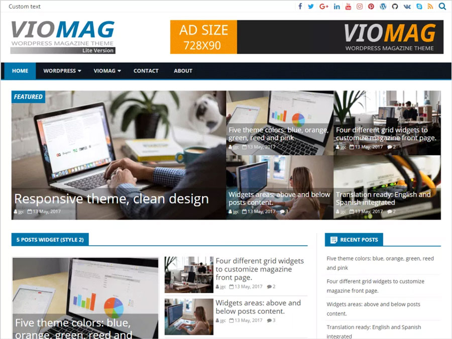 VioMag-Magazine-&-Newspaper-WordPress-Blog-Theme