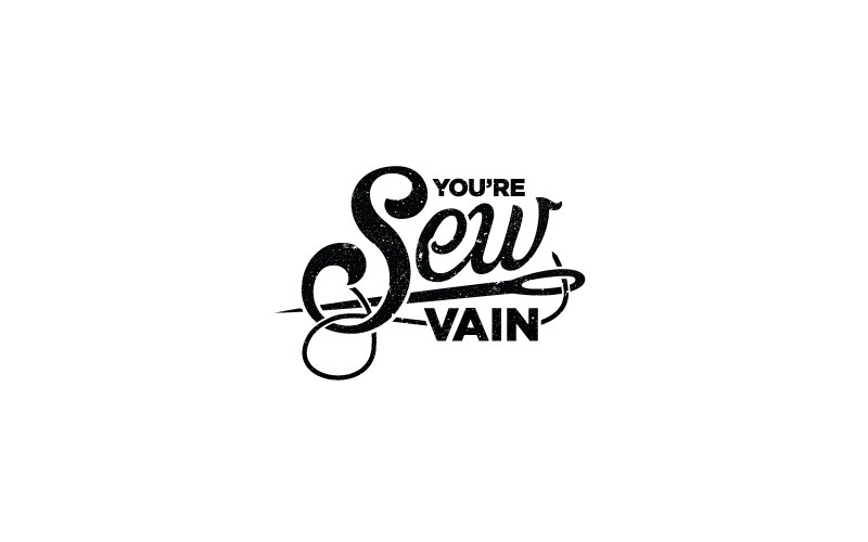 You're-Sew-Vain-Textile-Logo