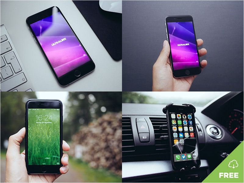 8-FREE-Natural-iPhone-6-Mockups