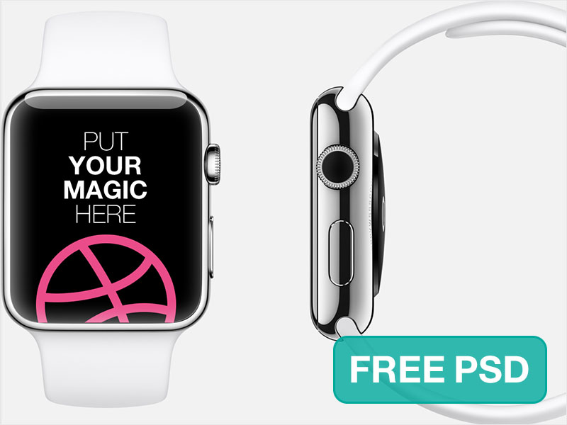 Apple-Watch-Free-Mockup-Template