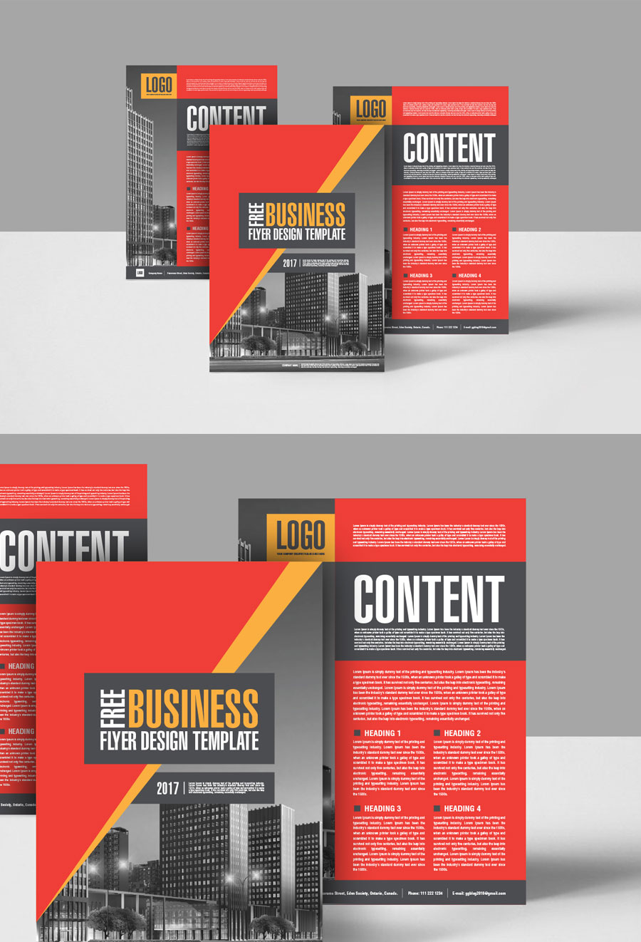 Creative-Business-Flyer-Design-Free-Template