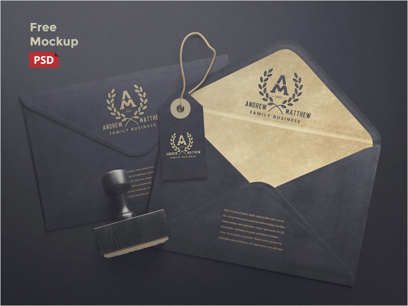 Free-Elegant-Invitation-Stationery-Branding-Mockup