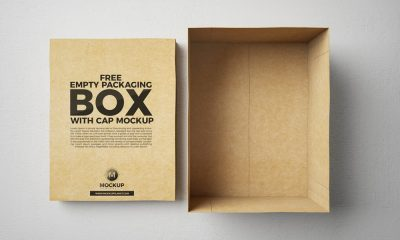 Free-Empty-Packaging-Box-Mockup