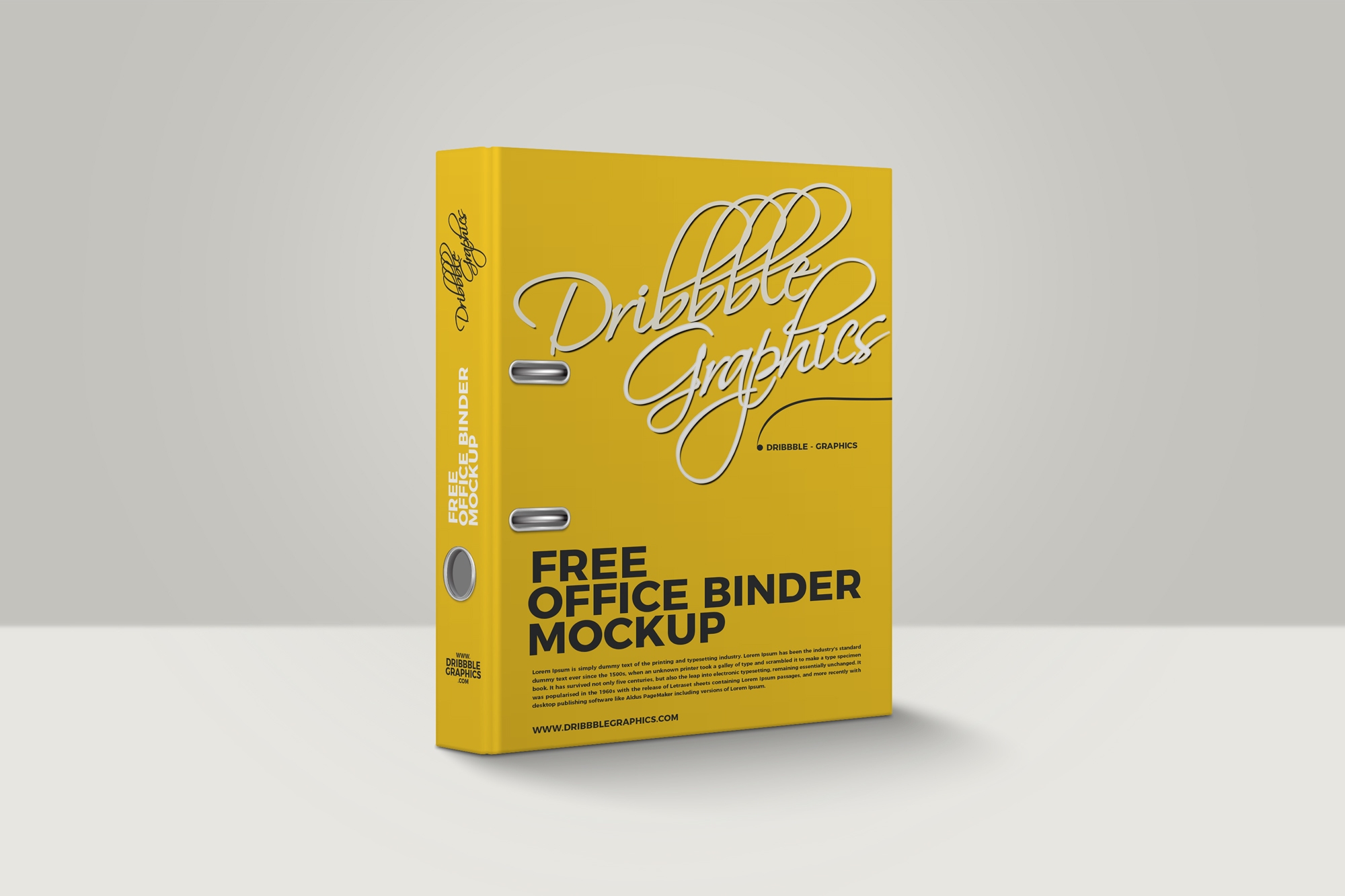 Free-Office-Binder-Mockup