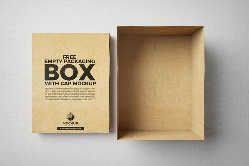 Free-Open-Empty-Packaging-Box-Mockup
