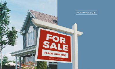 Real-Estate-Signboard-Mockup