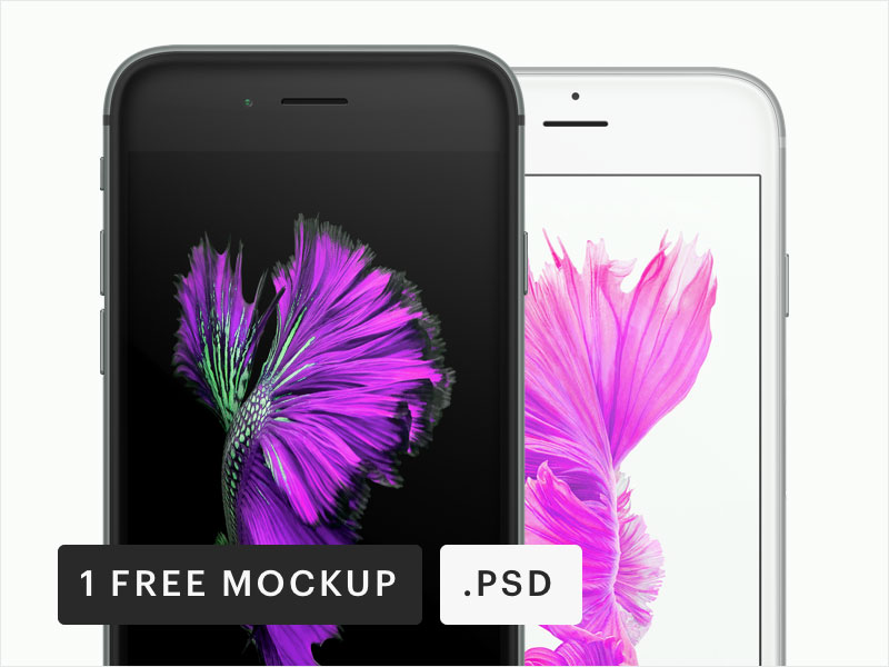 iPhone-Frontal-Mockup-[PSD]