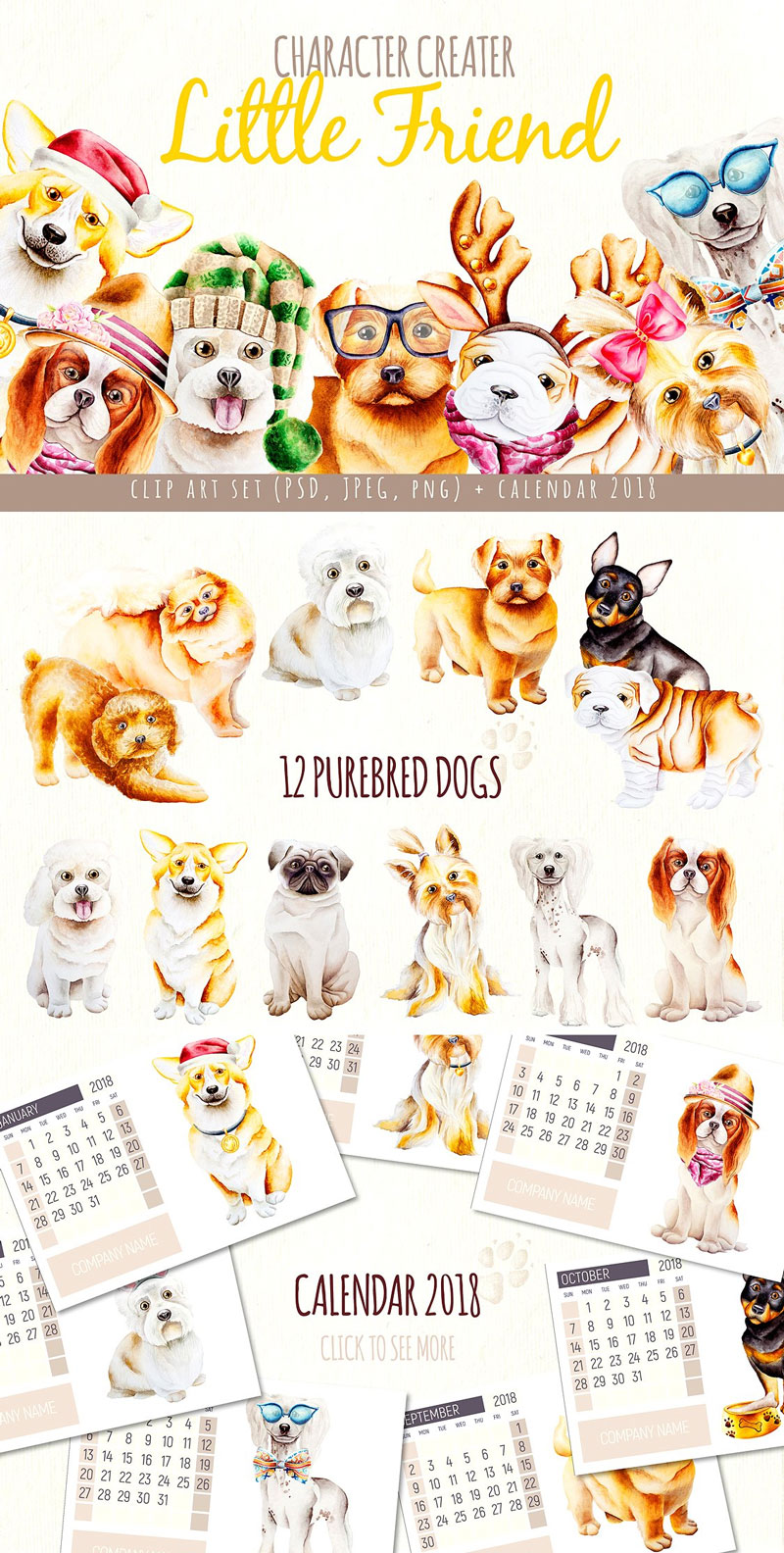 Little-Friend-Dog-creator-+-calendar-2018