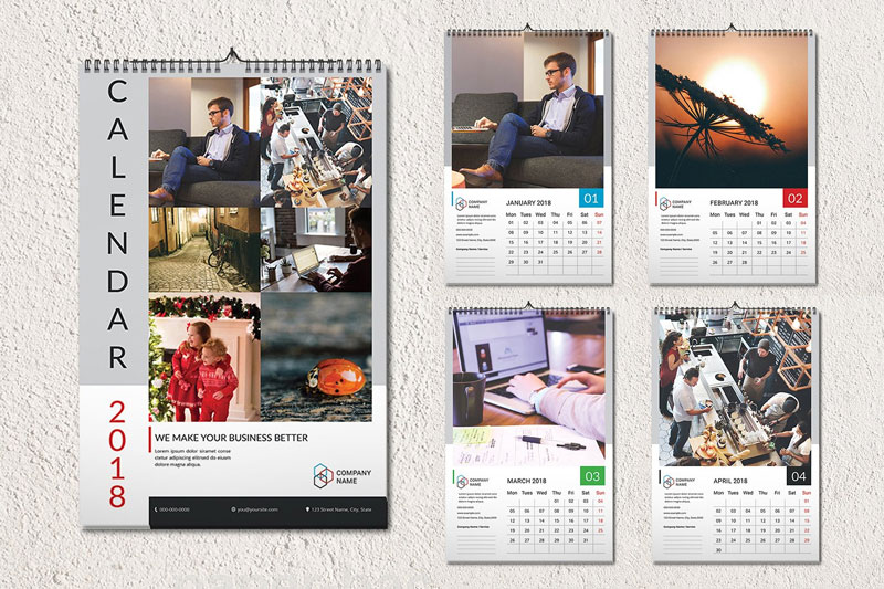 Wall-Calendar-2018-For-Any-Corporate-Business
