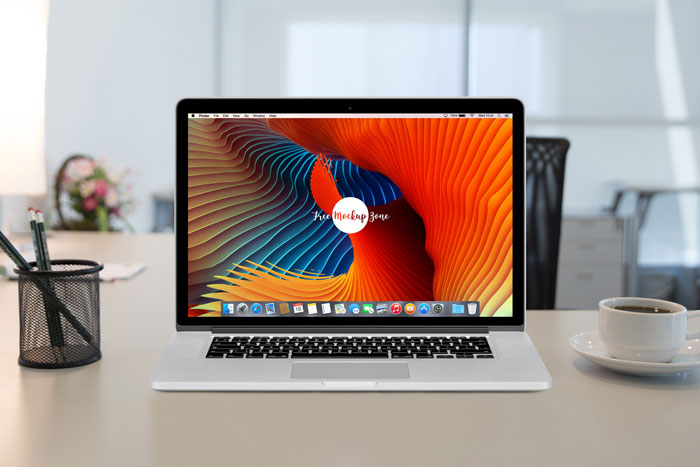 Free-Apple-MacBook-Pro-Retina-on-Workstation-Mockup
