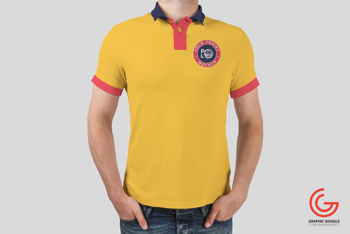 Free-Man-Polo-T-Shirt-Mockup