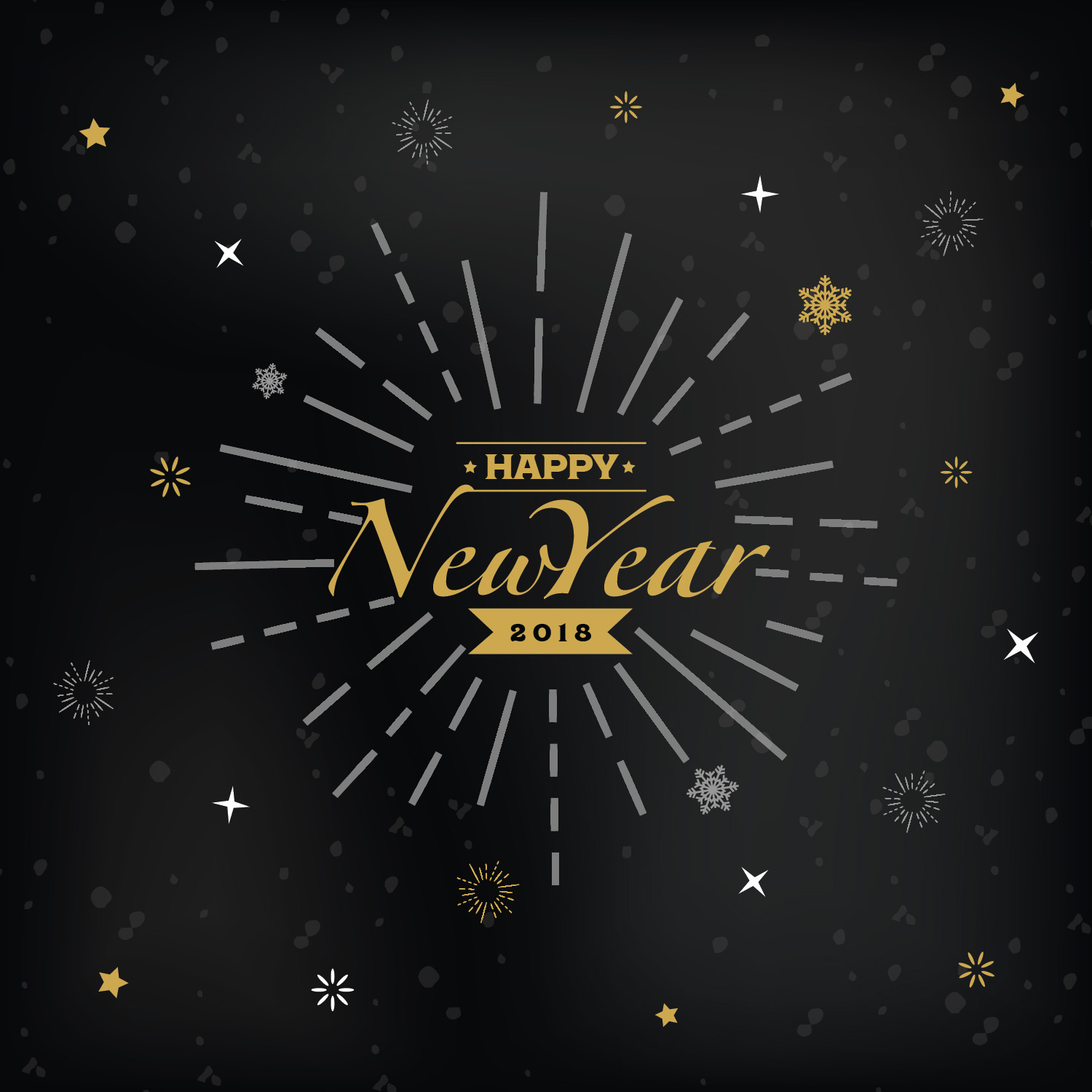 Free New Year Greeting Card Templates-02