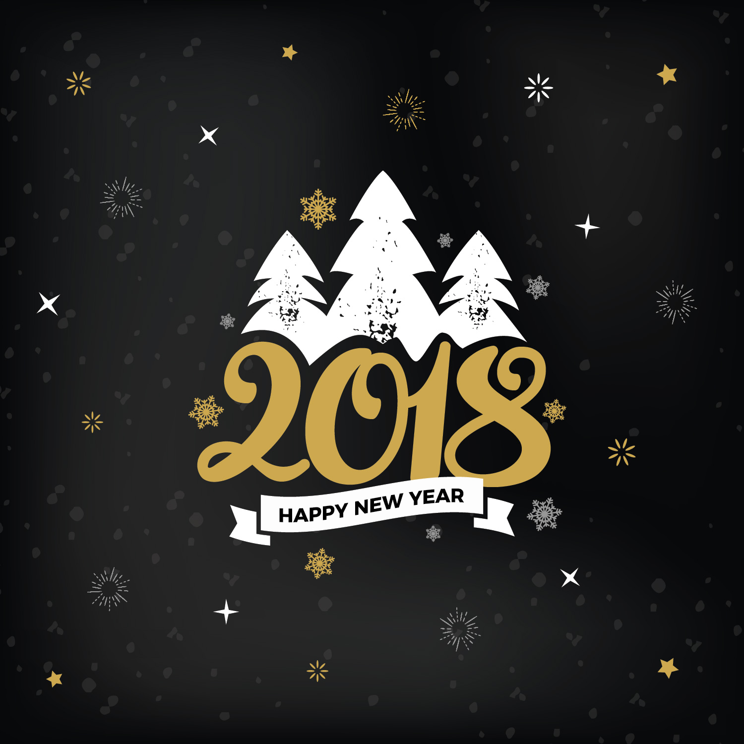 Free New Year Greeting Card Templates-04