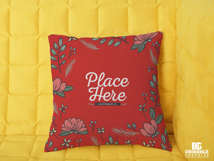 Free-Pillow-Mockup-Psd