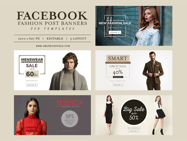 5-Free-Facebook-Fashion-Post-Banners-PSD-Templates