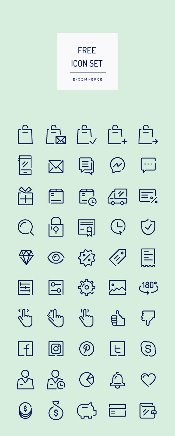 50-Free-Ai-E-Commerce-Icon-Set