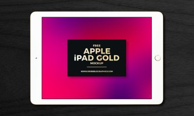 Apple-iPad-Gold-Mockup-2018